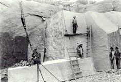 19th century quarry workers - Google Search