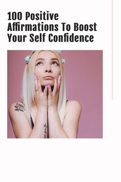 100 daily affirmations to help boost your self esteem! Confidence can help you become more successful, be happier and change your life! How to be confident. How to be happy. Confident women quotes. Confidence boosting. Confidence quotes for women. Self love quotes. Self love affirmations. Self worth quotes. Daily affirmations for women. Growth affirmations. How to be more confident tips. How to build self confidence. Self care. Personal development. Self improvement. #affirmations… Affirmations Confidence, Affirmations For Women, Self Love Affirmations, Confidence Quotes, Self Confidence, Life Quotes To Live By, Good Life Quotes, Self Love Quotes, Confident Women Quotes