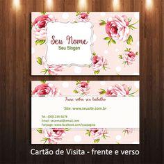 Arte Cartão de Visita - cód-10-15