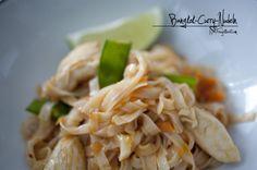 Bangkok, Pasta, Php, Ethnic Recipes, Food, Meat, Kochen, Essen, Noodles