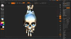 zBrush Tips Fixing symmetry issues zBrush 4r7 HD