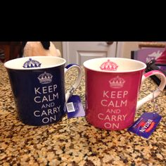 Drink your stress away, with coffee or tea