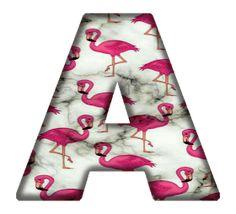 Flamingo Gifts, Flamingo Decor, Frozen 1, Pet Birds, Miami, Party, Animals, Alphabet, Pretty Drawings