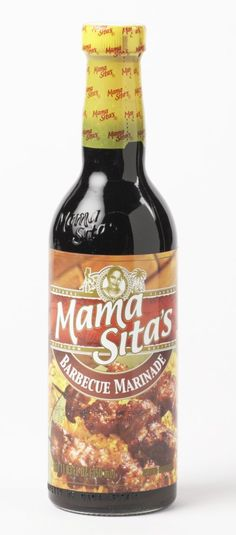 Mama Sita's Barbecue Marinade - 11.83 fl. oz. >>> Check out this great product.
