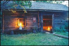 vanha savusauna - Google-haku Haku, Finnish Sauna, Saunas, Spirit, Cabin, Culture, House Styles, Google, Home Decor
