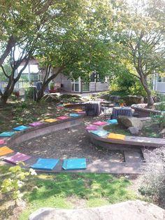 Cushions for McVay Courtyard