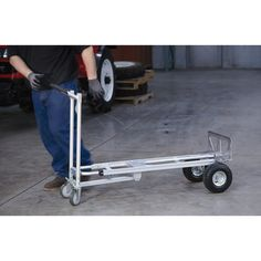Strongway 2 Speed Hydraulic Rapid Lift Xt Table Cart 1000