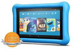 All-New Fire HD 8 Kids Edition Tablet, HD Display - Xmas Presents for Boyfriends Kids Tablet, Tablet 7, Kindle Fire Kids, Character Web, Kids Headphones, New Tablets, Presents For Boyfriend, Pbs Kids, Childproofing