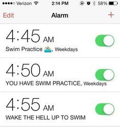 29 secretos que los nadadores no te contarán