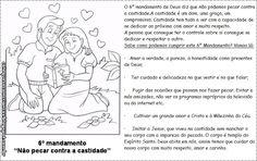 Catequese com Crianças: mandamentos