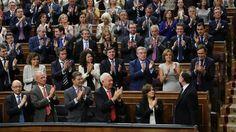 El PSOE y Ciudadanos hacen presidente a Mariano Rajoy