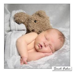 Beautiful Felicity - the newborn girl of some clients that I'm lucky enough to call friends now.  She was a sleeping angel for her newborn pictures and Teddy just wanted to snuggle up for a few... #newborn #newbornphotography #sussex #baby