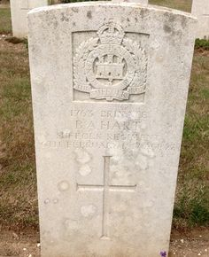 Private B.A.Hart 1/7th Suffolk Regiment Executed for desertion 06/02/1917 Suzanne Military Cemetery No.3