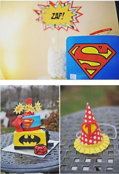 17 Super Super Girl and Superhero Parties