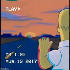Image result for simpsonwave bart