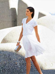 summery skirt