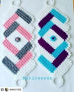 Baby Knitting Patterns, Knitting Designs, Knitting Stitches, Piercings, Moda Emo, Maya, Diy And Crafts, Embroidery, Farmhouse Rugs
