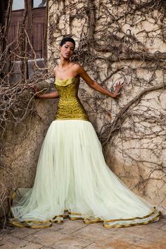 The FashionBrides is the largest online directory dedicated to bridal designers and wedding gowns. Find the gown you always dreamed for a fairy tale wedding. Bridal Collection, Wedding Gowns, Couture, Formal Dresses, Inspiration, Lockers, Website, Type, Fashion