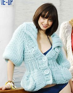 Ravelry: Mistral Cardigan pattern by Wenlan Chia