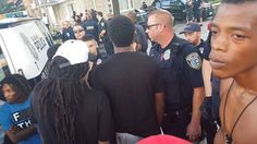 August 16, 2016      Watch Milwaukee Rioters tell police 'We Want Blood'