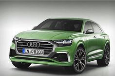 2018 Audi Drops Flashy Concept Parts And Poses As A Production Model Audi 2017, Vw Group, Detroit Auto Show, Forged Wheels, Audi Cars, Audi Quattro, Car Pictures, Luxury Cars, Automobile