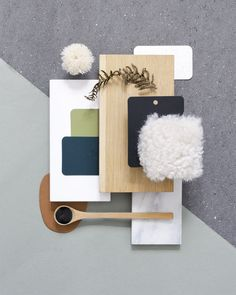 Put your ideas in a moodboard and let your interior design projects become reality. Paleta Pantone, Mood Board Interior, Moodboard Interior Design, Material Board, Interior Rugs, Collage, Boys Room Decor, Colour Board, Nordic Design