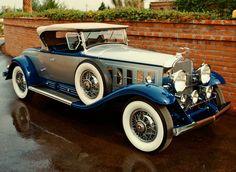 1930 - 1931 Cadillac V16 452-452-A Roadster