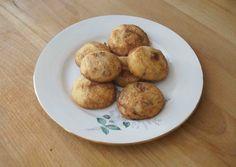 Deshilachado: Receta: galletas de canela y chocolate / Recipe: Cinnamon and chocolate cookies