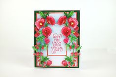 Tattered Lace Cards, Lily Of The Valley, Bliss, Birthdays, Happy Birthday, Paper Crafts, Frame, Collections, Anniversaries