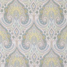 B6120 Spring Fabric: D64, TEAL MEDALLION, SPA BLUE MEDALLION, LARGE SCALE MEDALLION, GRAND MEDALLION, LIGHT BLUE MEDALLION, PEACOCK COLORED MEDALLION, TEAL SCROLL, SPA BLUE SCROLL