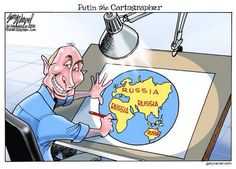 Putin has big plans and eastern Ukraine is next and Obama is so weak he going to take it watch them what next?