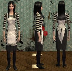 alice madness returns dresses - Google Search