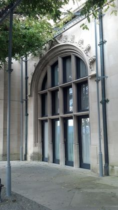 Biltmore Library Window