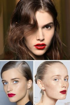 9 new beauty looks to try now, inspired by makeup hot off the runways: