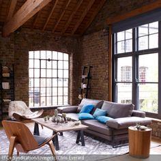industrial chic mit holz industriell schick und industrie chic. Black Bedroom Furniture Sets. Home Design Ideas