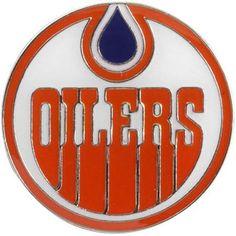 Vintage oilers Logo Outline, Connor Mcdavid, Edmonton Oilers, Pin Logo, Nhl, Hockey, Sports, Vintage Logos, Alberta Canada