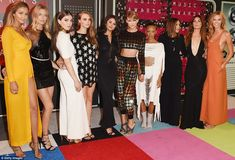 Taylor Swift brings Bad Blood glam squad to the MTV Video Music Awards