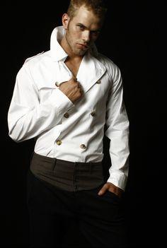 Kellan Lutz. yes yes yes! love the dark hair in twilight but def love the blonde too