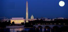 Washington D.C. - my new home city