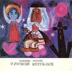 """""""O Zwyrtale muzykancie"""" K. Przerwa-Tetmajer - katalog wystawy Adama Kiliana, Warszawa 1989"""