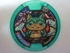NEW Yokai Medal Watch Melon-nyan Hologram Japanese Magagine Limited Zero Green