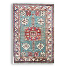 Pakistani Tribal Kazak Rug