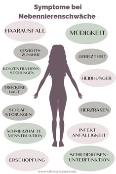 Adrenal fatigue - constantly exhausted and tired - katrinschumann.de - Adrenal fatigue – constantly exhausted and tired – katrinschumann. Fatiga Adrenal, Adrenal Fatigue Symptoms, Fatigue Surrénale, Medical Transcriptionist, Medical Anatomy, Medical Field, Health Logo, Medical Information, Health Quotes