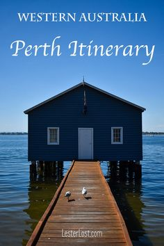 When most visitors concentrate on visiting the Eastern states of Australia, there is the dry Western coast. To help you plan your West Australian adventure, I have a list of the best places to explore on your Perth itinerary. #westernaustralia #perthisok #visitperth