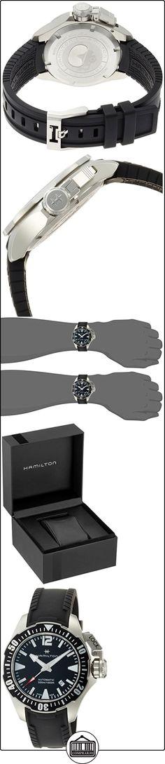 HAMILTON Mod. KHAKI FROGMAN  ✿ Relojes para hombre - (Lujo) ✿