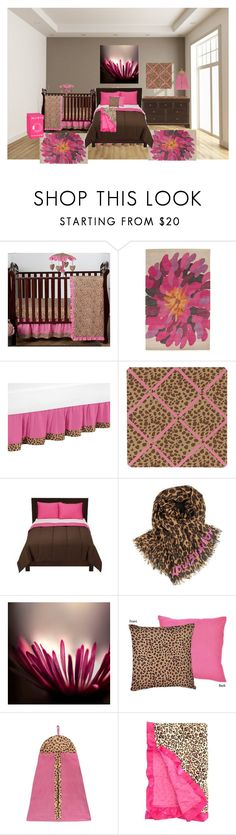 """""""pink and brown"""" by sterlingkitten on Polyvore featuring interior, interiors, interior design, home, home decor, interior decorating, WALL and Honey-Can-Do"""