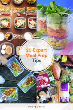20 Meal Prep Tips From the Best Preppers We Know