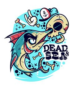 DEAD & SEA on Behance