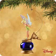 2002 Disney - Tinker Bell Hallmark Ornament at The Ornament Shop