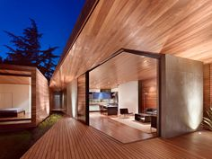 Bal Residence Architect: Terry & Terry Architecture Location: Menlo Park, California